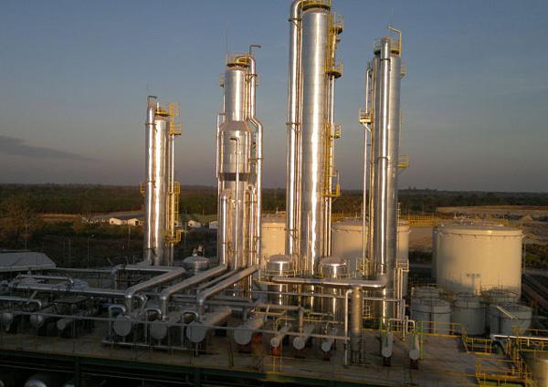 日产40万升燃料乙醇项目