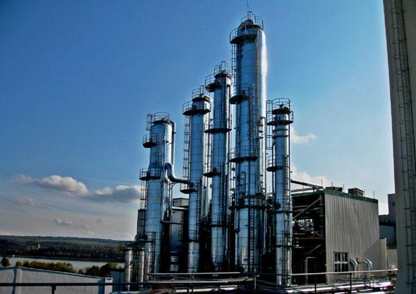 8万吨/年乙醇生产装置项目